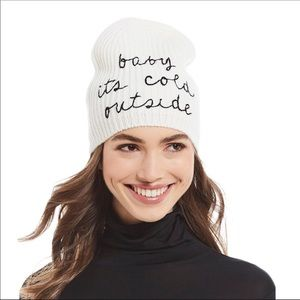 Kate Spade new york Baby It's Cold Outside Beanie